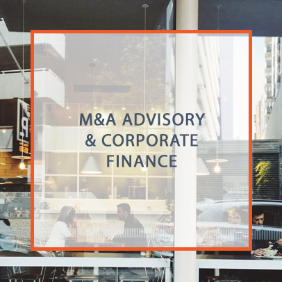 M&A Advisory and Corporate Finance